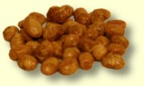 homemade soy nuts